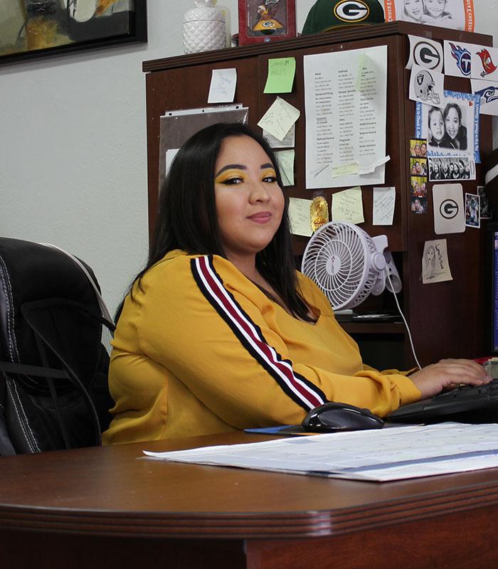 Vanessa Contreras Valdovinos